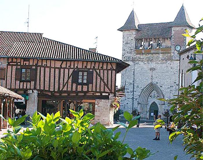 Villereal square