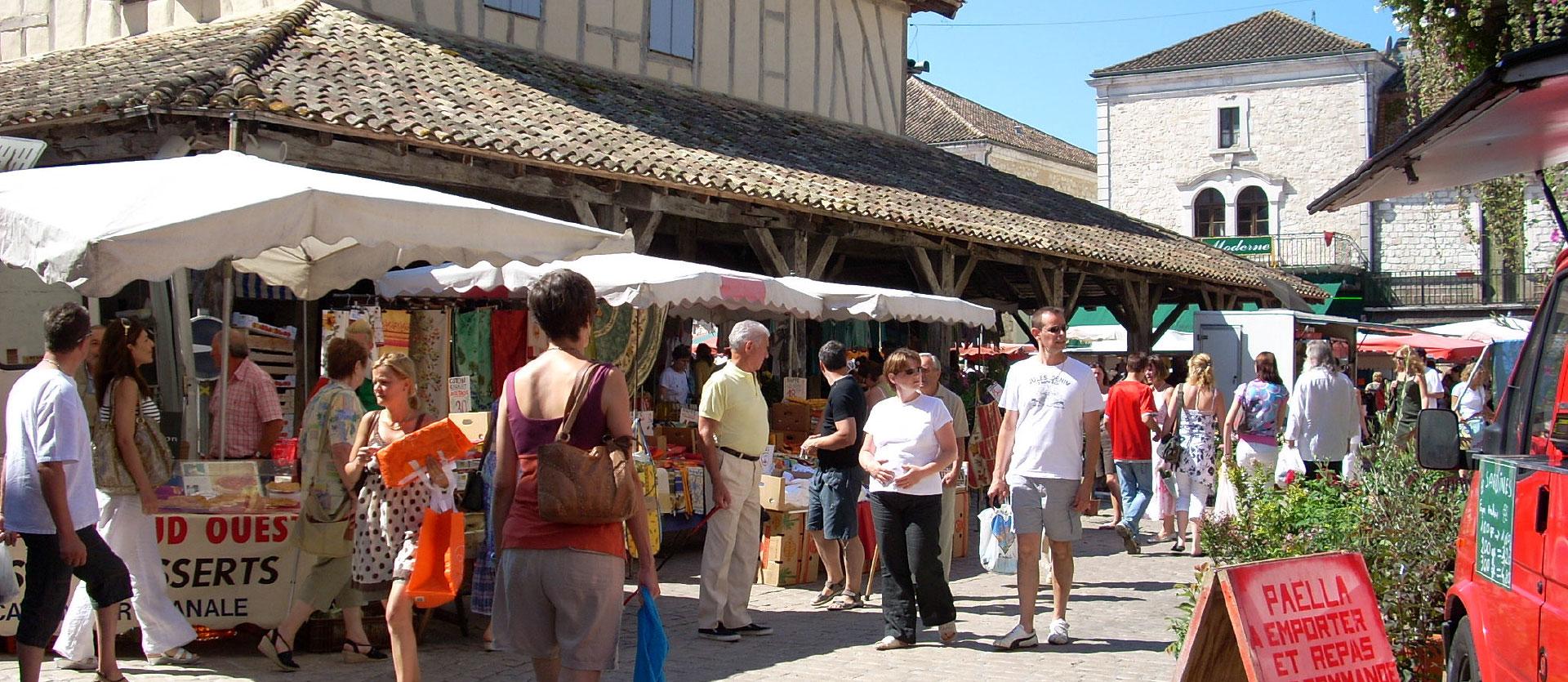 Villereal market
